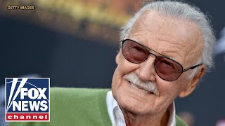 Stan Lee,  comic book legend, dies at 95