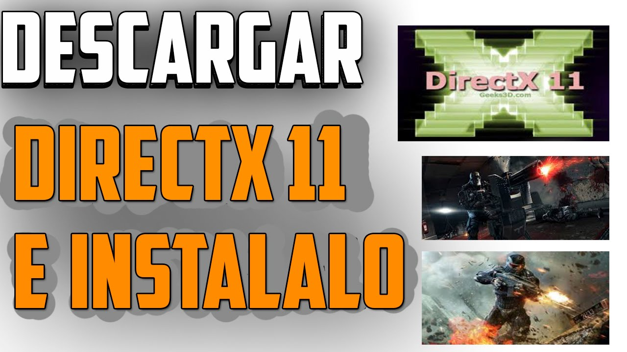 descargar directx 11 para windows 7 64 bits