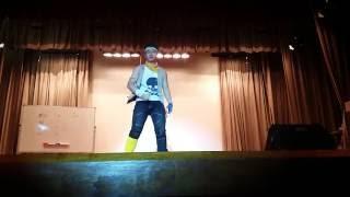Street dance馮堯敬中學舞蹈表演_ Pizza