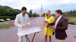 Поющие бокалы - Александр Лемешев  Доброе утро - на первом канале