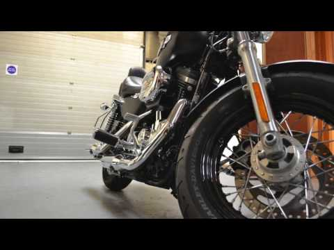 HARLEY DAVIDSON Ceramic Coating Self Cleaning Bike