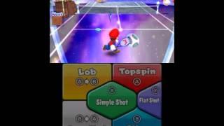 Mario Tennis Open Final Cup