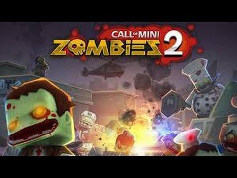 Прохождение Call Mini Zombies 2 (епичное начало) #1