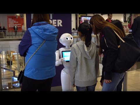Pepper at Westfield Shopping Centers: Impact Story