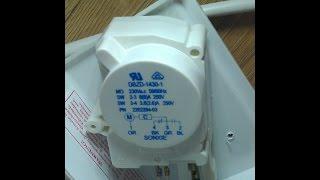 Таймер оттайки DBZD-1430-1 холодильника Electrolux(, 2014-08-27T10:46:40.000Z)