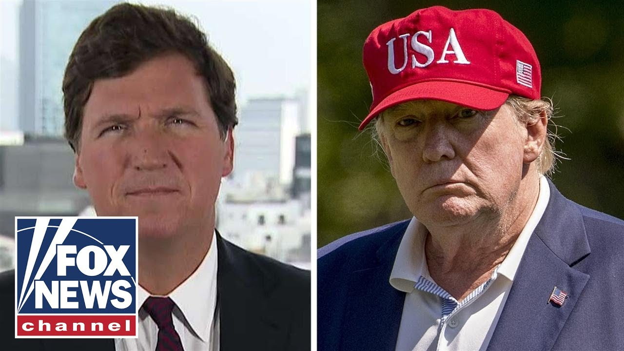 FOX News Tucker: Trump criticized for not being war-hungry
