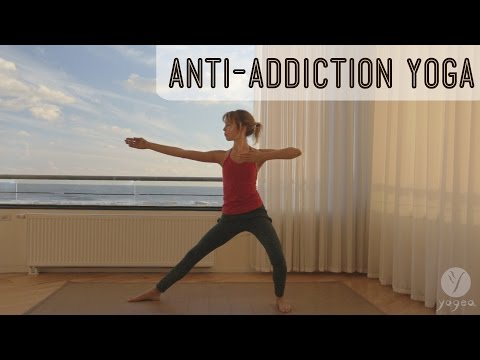 Anti-addiction Yoga Routine: Break The Loop (open level)