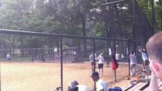 Connor Fox Softball Game