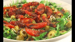 Итальянский Салат с Вялеными Помидорами /Это Очень Вкусно