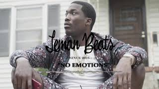 "[FREE] Meek Mill Type Beat - ""No Emotions"""
