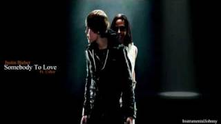 Justin Bieber Ft. (Usher) - Somebody To Love [INSTRUMENTAL] + Download Link