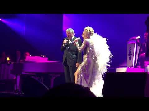 Lady Gaga & Tony Bennett - The Lady Is A Tramp LIVE (Jazz & Piano Vegas 1/20/2019)