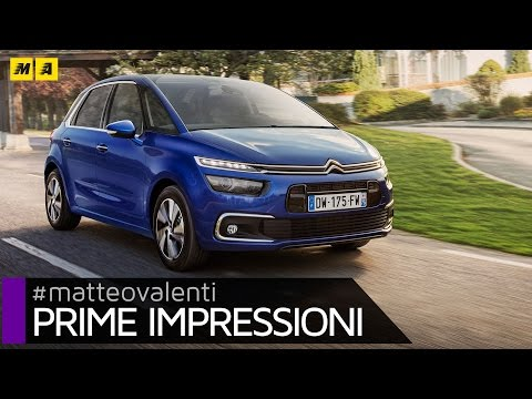Citroen C4 Picasso restyling 2017 | Primo test