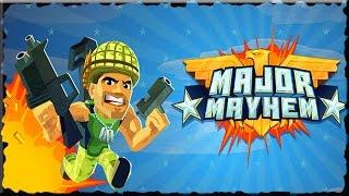 Major Mayhem Game #2(Mobile Game)