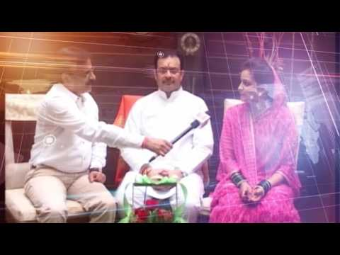 Bhayyu maharaj exclusive Interview after his marriage