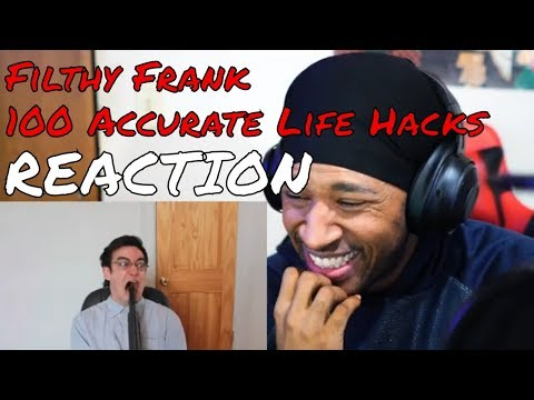 tvfilthyfrank---100-accurate-life-hacks-reaction-|-davinci-reacts