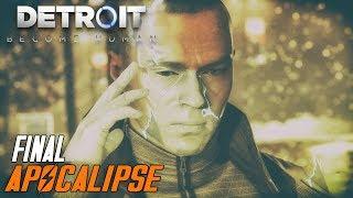 FINAL APOCALÍPTICO!!! Explodindo a Bomba - Detroit Become Human thumbnail