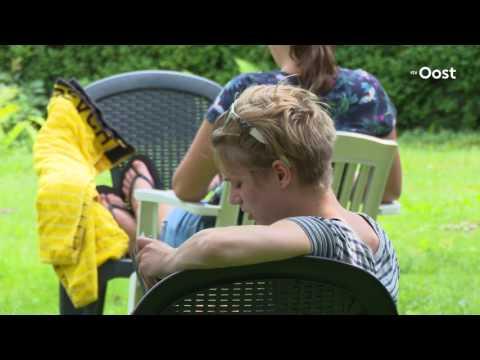 Christelijke jongeren komen tot bezinning in Abdij Nieuw Sion