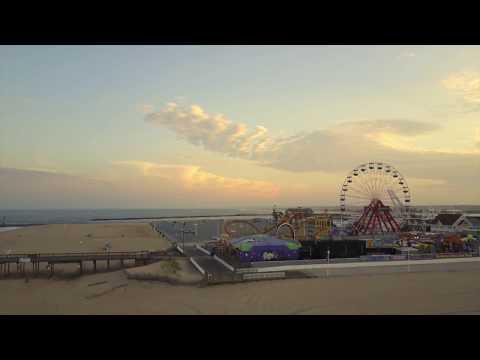 Ocean City, MD Drone Footage