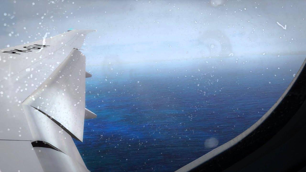 [FSX]PMDG 777-300ER Garuda Indonesia Landing at Brisbane, Australia by  Danang Smith