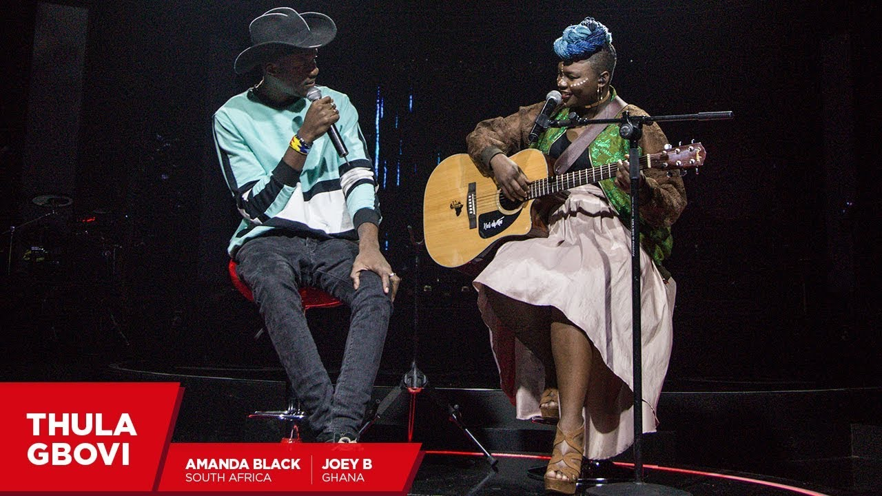 Amanda Black and Joey B: Thula Gbovi (Throwback) - Coke Studio Africa