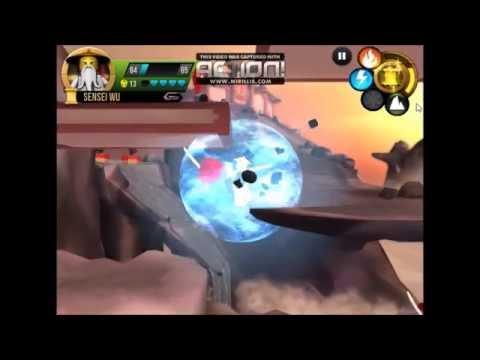 Gra Lego Ninjago the final battle