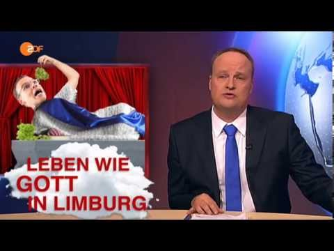 Limburger Prachtbauten - Bischof Franz-Peter Tebartz-van Elst in der Heute-Show