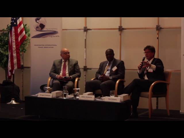 WITA Top 20 US Trade Partners - Discussion Panel Pt.3 06/10/2016