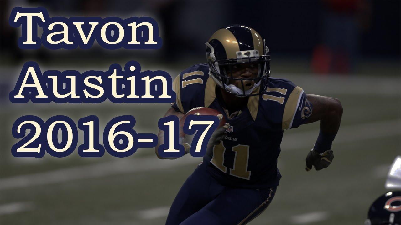 "Tavon Austin 2016-17 Highlights ᴴᴰ    ""Catch Me If You Can ..."