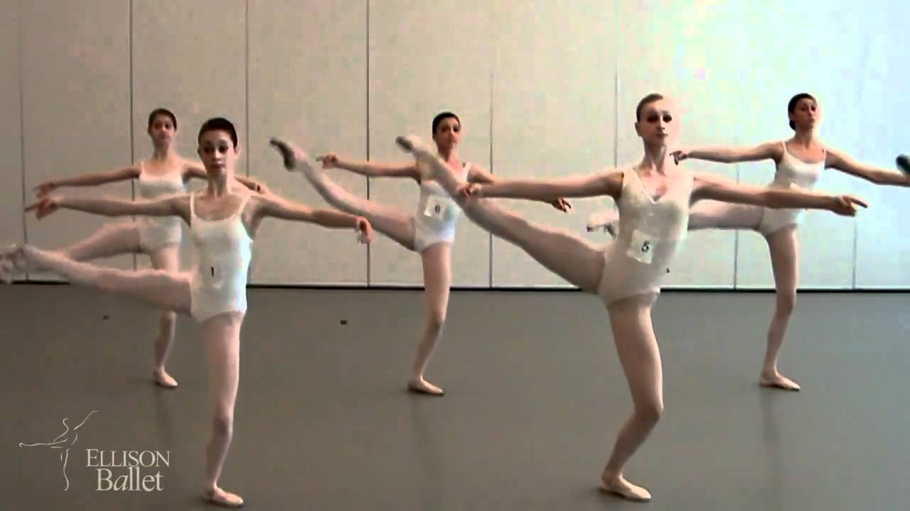 Brittney Feit -- Ellison Ballet PTP 2010 graduate student