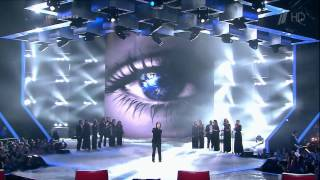 Gela Guralia - Earth Song. Golos (TV Program)