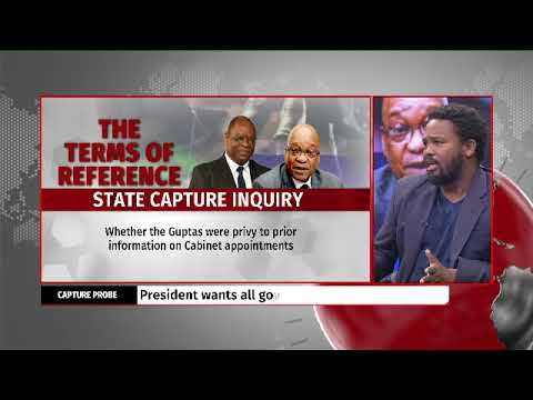 Commission of inquiry to probe all state capture, focus on #Guptas