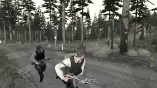 DayZ Namalsk - Bloodsucker & EVR Sequence