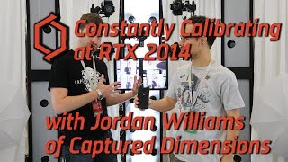 RTX 2014: Interview with Jordan Williams of Captured Dimensions