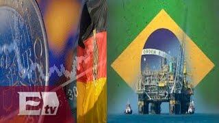 La economía alemana y la caída petrolera de Brasil / Bucareli 1