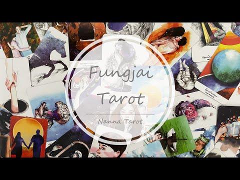 開箱  傾聽你心塔羅牌 • Fungjai Tarot // Nanna Tarot