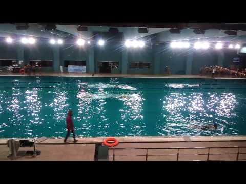 Sama Indoor Stadium Swimming pool