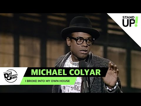 Michael Colyar Went On The Crack Diet   Def Comedy Jam   Laugh Out Loud Network