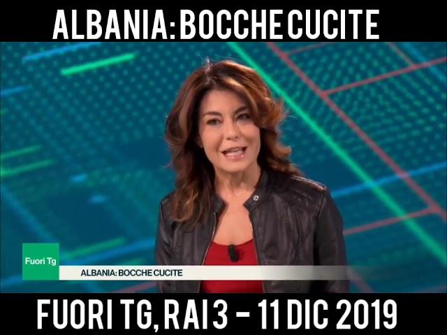 Rai 3: Shqipëria, gojë të qepura