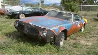 1970 Pontiac Firebird Vinyl top Muscle Car Trans am Clone or restore