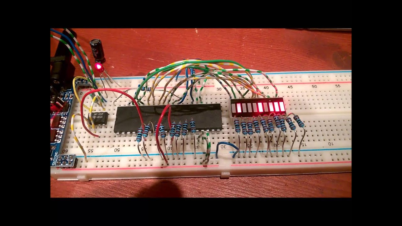 Z80 Test Youtube Simple Cable Tester Circuit Free Electronic Circuits 8085 Projects
