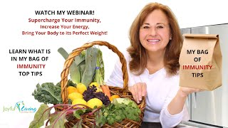 Supercharge Your Immunity, Energy and Bring Your Body to its Perfect Weight - Kitchen Chat