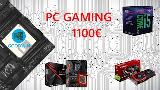 pc gamer fixe pas cher