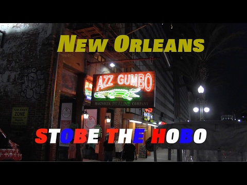 STOBE THE HOBO 19-SUMMERI6PT7-NEW ORLEANS-TRAINHOPPING-RAILF