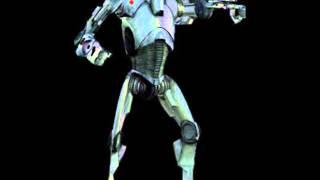Star Wars Republic Commando - Super Battle Droids Voice Clips