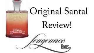 Creed's Original Santal Review! Sexy Freshy, Worth the Hype!