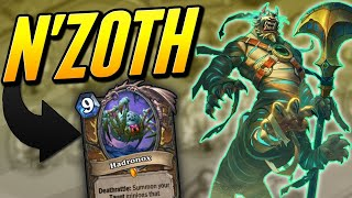 Tales of a Spider and an Old God | Taunt Druid | Wild Hearthstone Saviors of Uldum