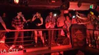 """ROMBAI - """"Locuras contigo"""" (vivo LA CITY)"""