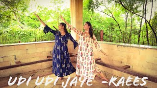 Udi Udi Jaye | Raees | Garba Bollywood | Siblisters | Dance Cover