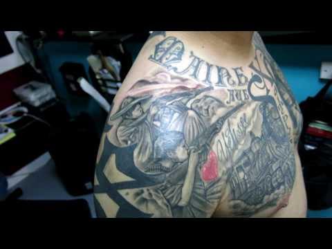 mexican revolution tattoos